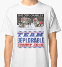 DEPLORABLES Classic T-Shirt