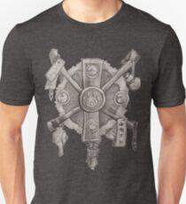 Monk crest Unisex T-Shirt