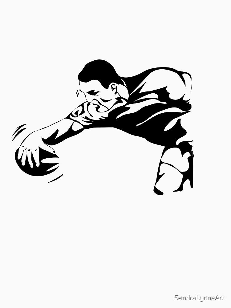 Rugby versuchen von SandraLynneArt