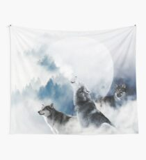 Werewolves #redbubble #lifestyle Wall Tapestry