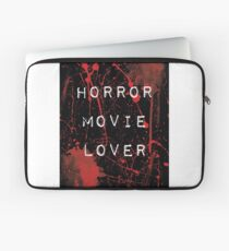 Horror Movie Lover Laptop Sleeve