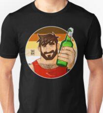 ADAM LIKES BEER - BEAR PRIDE VERSION T-Shirt