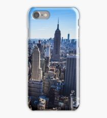 Midtown Manhattan in the sun iPhone Case/Skin