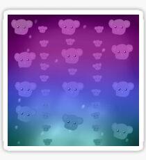 Koala Moon / Night Sticker
