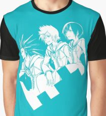 Kingdom Hearts 358/2 Days (blue) Graphic T-Shirt