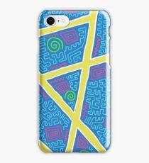 Weird Pattern iPhone Case/Skin
