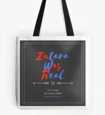 Zutara was real - Never forget Tote Bag