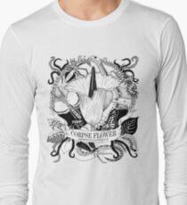 Corpse Flower (Amorphophallus Titanum) Long Sleeve T-Shirt