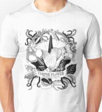 Corpse Flower (Amorphophallus Titanum) T-Shirt