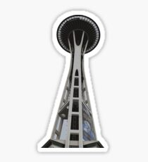Seattle Space Needle Sticker