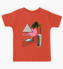 BUSINESS CLASS '84 COLLECTION Kids Tee