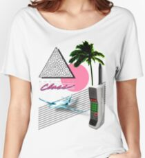 BUSINESS CLASS '84 COLLECTION Women's Relaxed Fit T-Shirt