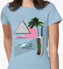 BUSINESS CLASS '84 COLLECTION Womens Fitted T-Shirt