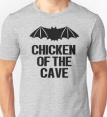 Anchorman 2 - Chicken Of The Cave Unisex T-Shirt