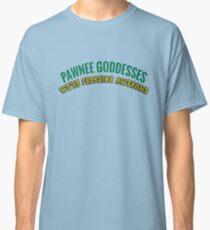Pawnee Goddesses Leslie Knope Classic T-Shirt