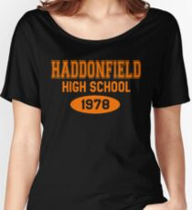 Haddonfield High School 1978 T-shirts coupe relax
