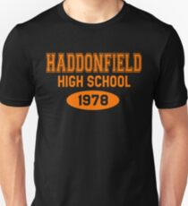Haddonfield High School 1978 Unisex T-Shirt