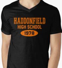 Haddonfield High School 1978 Men's V-Neck T-Shirt