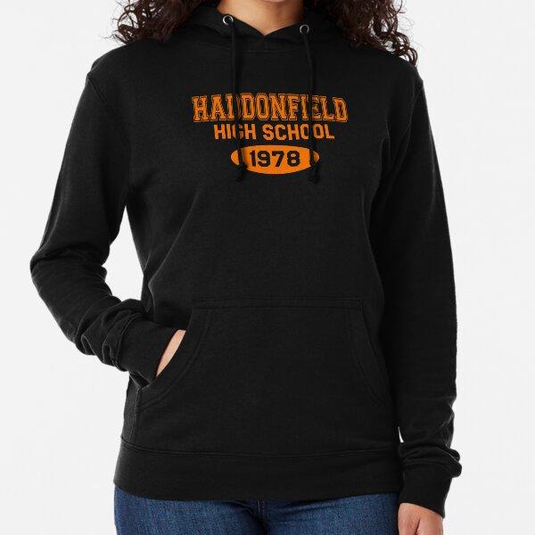 GREASE Movie RYDELL HIGH SCHOOL Athletics Distressed Sweatshirt Hoodie