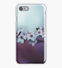 Lovely Blossoms iPhone Case/Skin