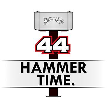 HAMMER TIME - LH44 by msportbanter