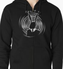 INLAND EMPIRE - Axxonn Rabbit - David Lynch Zipped Hoodie