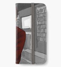 James Potter iPhone Wallet/Case/Skin