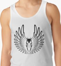 Pegaso (Black Version) Men's Tank Top