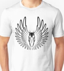 Pegaso (Black Version) Unisex T-Shirt
