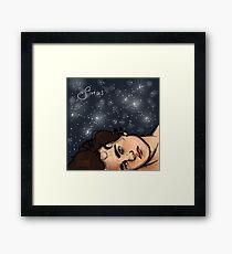 Sirius Black is a Star Framed Print