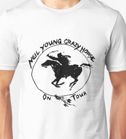 NEIL YOUNG WAHING 1 Unisex T-Shirt