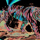 tiger by night by mindgoop
