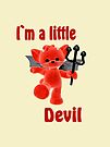 I`m a little devil by LoneAngel