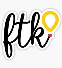 Dance Marathon FTK Sticker
