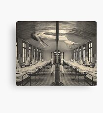 Take Leave and Rise Above Canvas Print