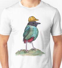 Construction Hooded Pitta Unisex T-Shirt