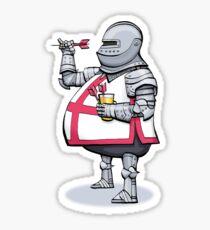 Darts Knight Sticker