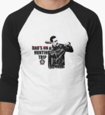 The Walking Dead - Negan / Übernatürlich Baseballshirt für Männer