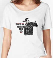 The Walking Dead - Negan/Supernatural Women's Relaxed Fit T-Shirt