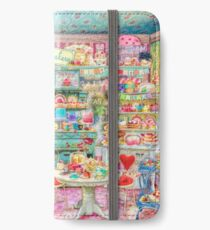 The Little Cake Shop iPhone Wallet/Case/Skin
