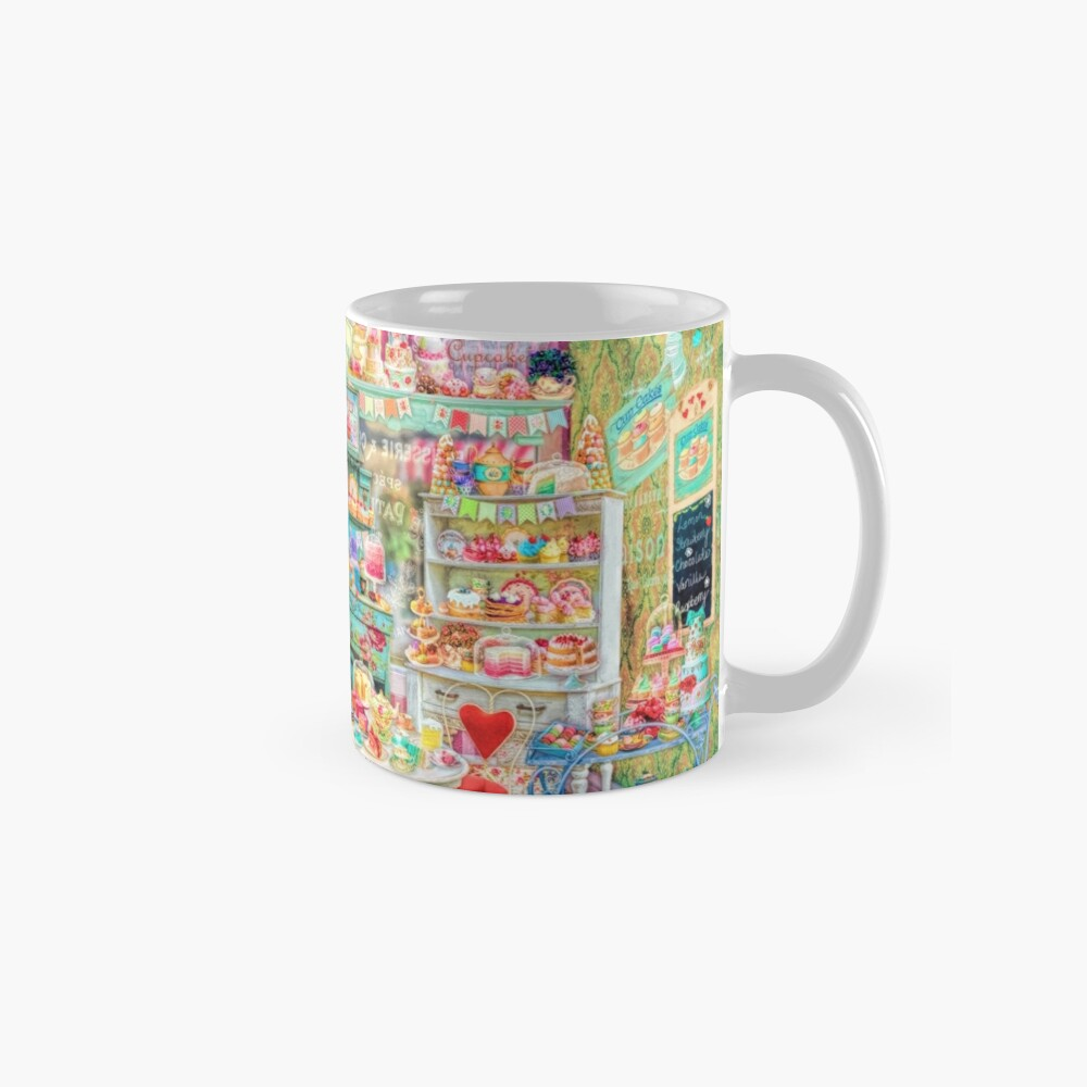 The Little Cake Shop Classic Mug
