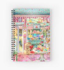 The Little Cake Shop Spiral Notebook