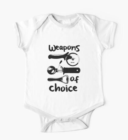 Weapons of choice - Black Kids Clothes