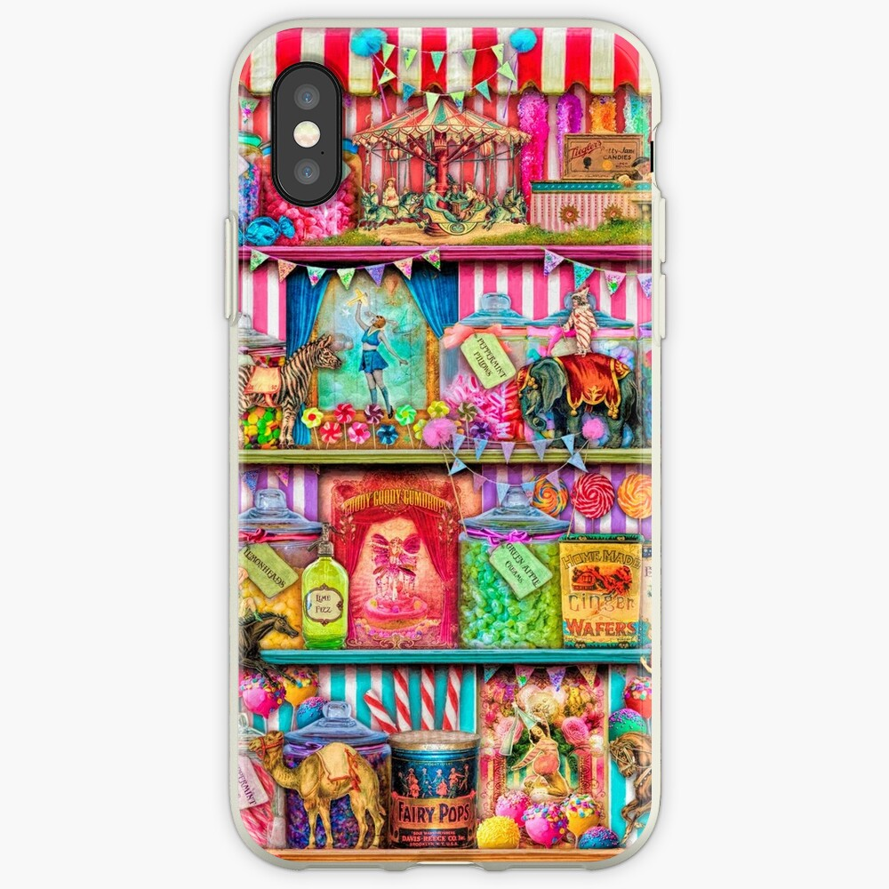 The Sweet Shoppe iPhone Cases & Covers