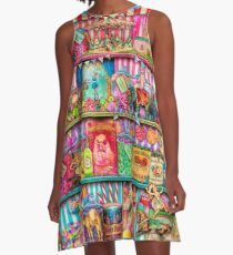 The Sweet Shoppe A-Line Dress