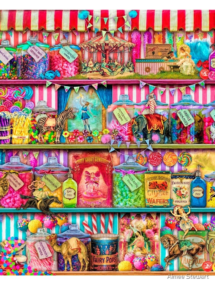 The Sweet Shoppe by Foxfires