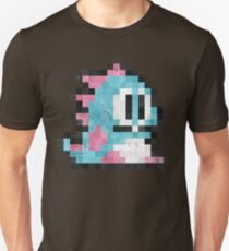 Bubble Bobble Blue Dragon  T-Shirt