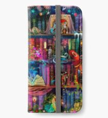 Whimsy Trove - Treasure Hunt iPhone Wallet