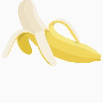 Mmm. Banana by k-leb