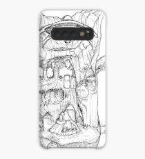 The Cleft of Five Worlds Case/Skin for Samsung Galaxy